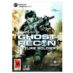 بازی کامپیوتری Ghost Recon Future Soldier مخصوص PC