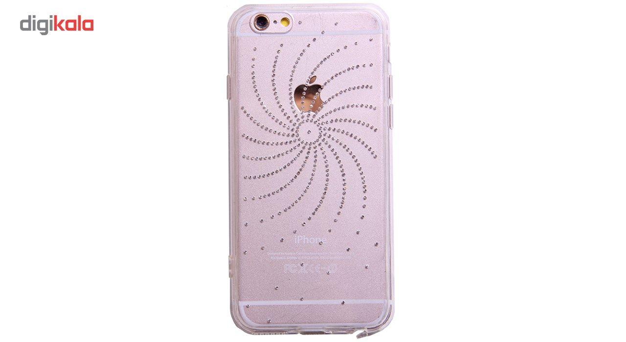 کاور نگین دار مدل 004 مناسب برای گوشی موبایل آیفون 6Plus و 6sPlus main 1 1