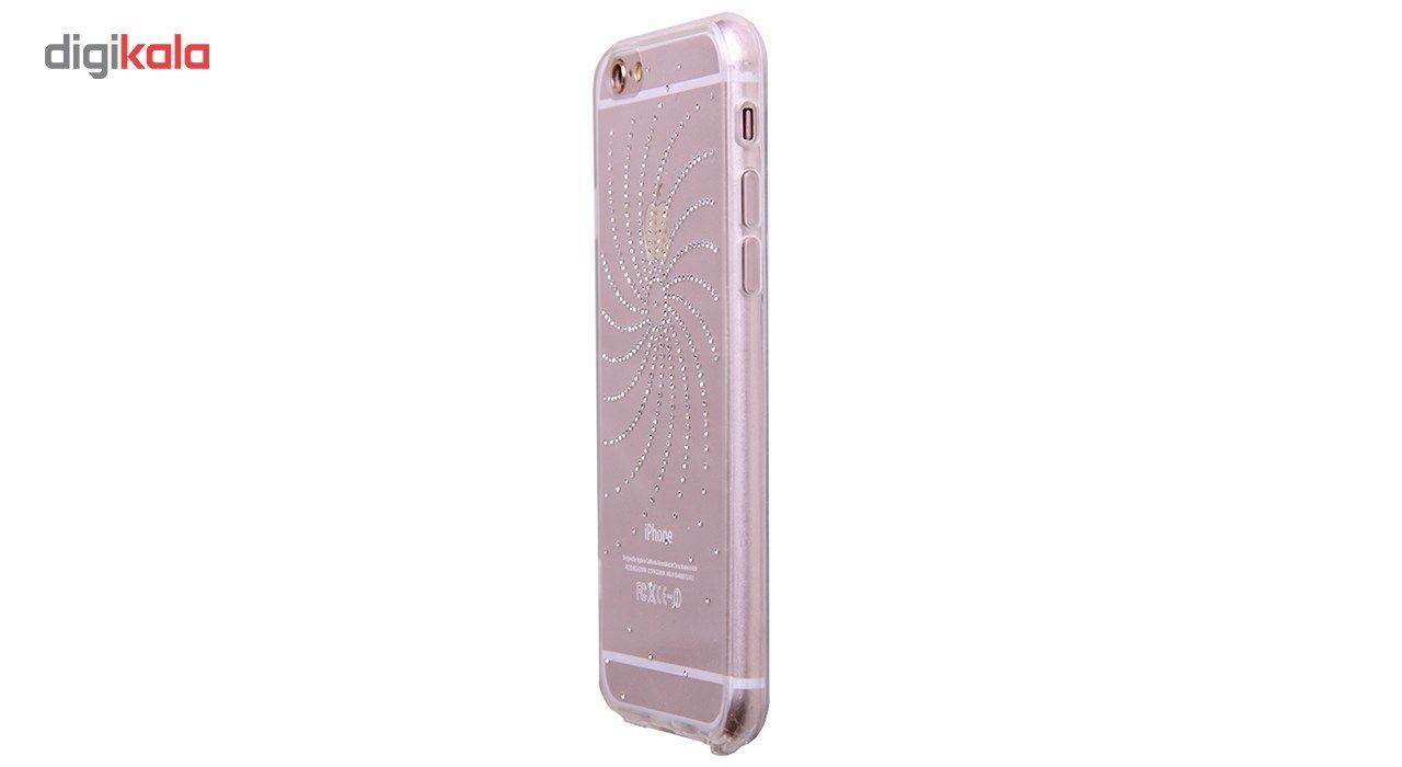 کاور نگین دار مدل 004 مناسب برای گوشی موبایل آیفون 6Plus و 6sPlus main 1 2