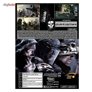 بازی کامپیوتری Call of Duty Ghosts  Call of Duty Ghosts PC Game