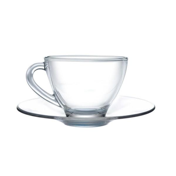 سرویس چای خوری 12 پارچه اشن مدل کاسمو