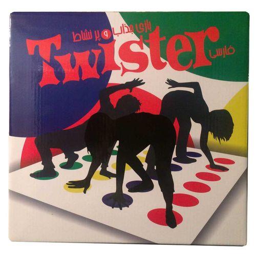بازی فکری مدل Twister Farsi