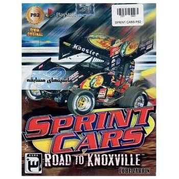 بازی Sprint Cars مخصوص PS2