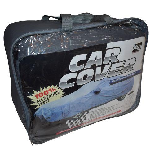 روکش خودرو ام جی مدل دولایه جنس کتان-PVC مناسب برای دنا، پژو پارس، سمند، برلیانس