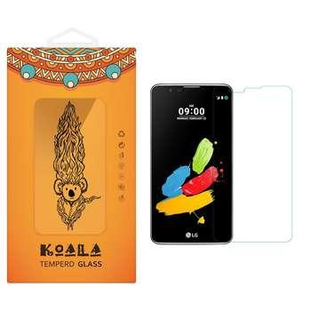 محافظ صفحه نمایش شیشه ای کوالا مدل Tempered مناسب برای گوشی موبایل ال جی Stylus  2