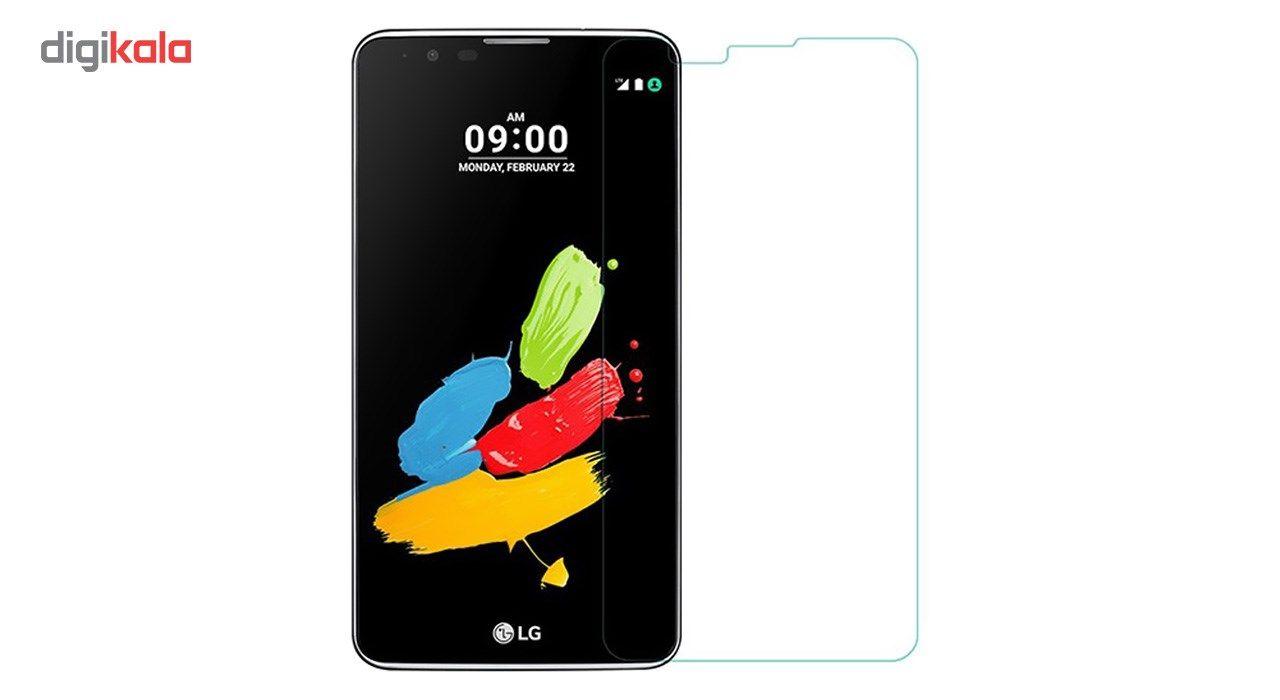 محافظ صفحه نمایش شیشه ای کوالا مدل Tempered مناسب برای گوشی موبایل ال جی Stylus  2 main 1 2