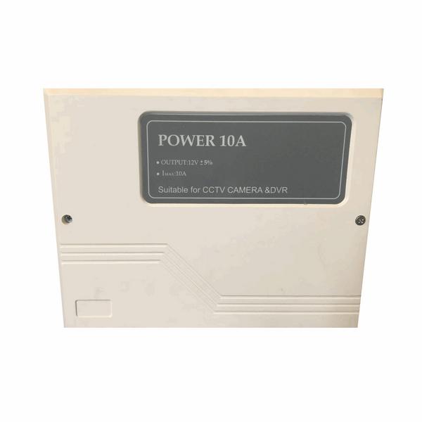 منبع تغذیه اضطراری دوربین مداربسته مدل  UPS 10A ظرفیت 120VA به همراه باتری