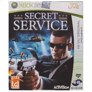 بازی Secret Service مخصوص ایکس باکس 360