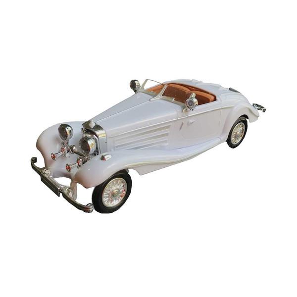ماشین بازی کنترلی کلاسیک وینتیج کار مدل Mercedes Benz 500k 1935