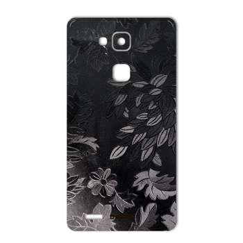 برچسب پوششی ماهوت مدل Wild-flower Texture مناسب برای گوشی  Huawei Mate 7