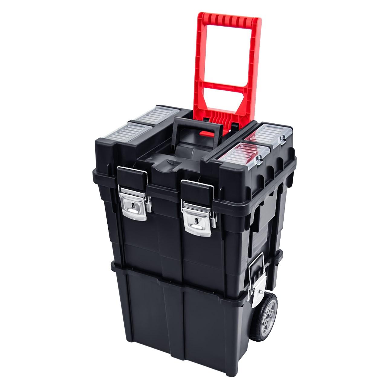 جعبه ابزار پاترول گروپ مدل HD Compact WheelBox2