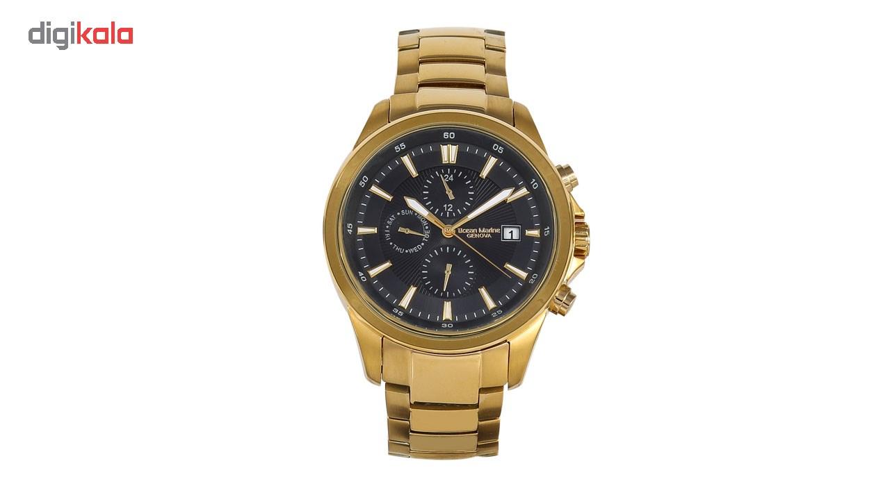 خرید ساعت مچی عقربه ای مردانه اوشن مارین مدل OM-9964-3
