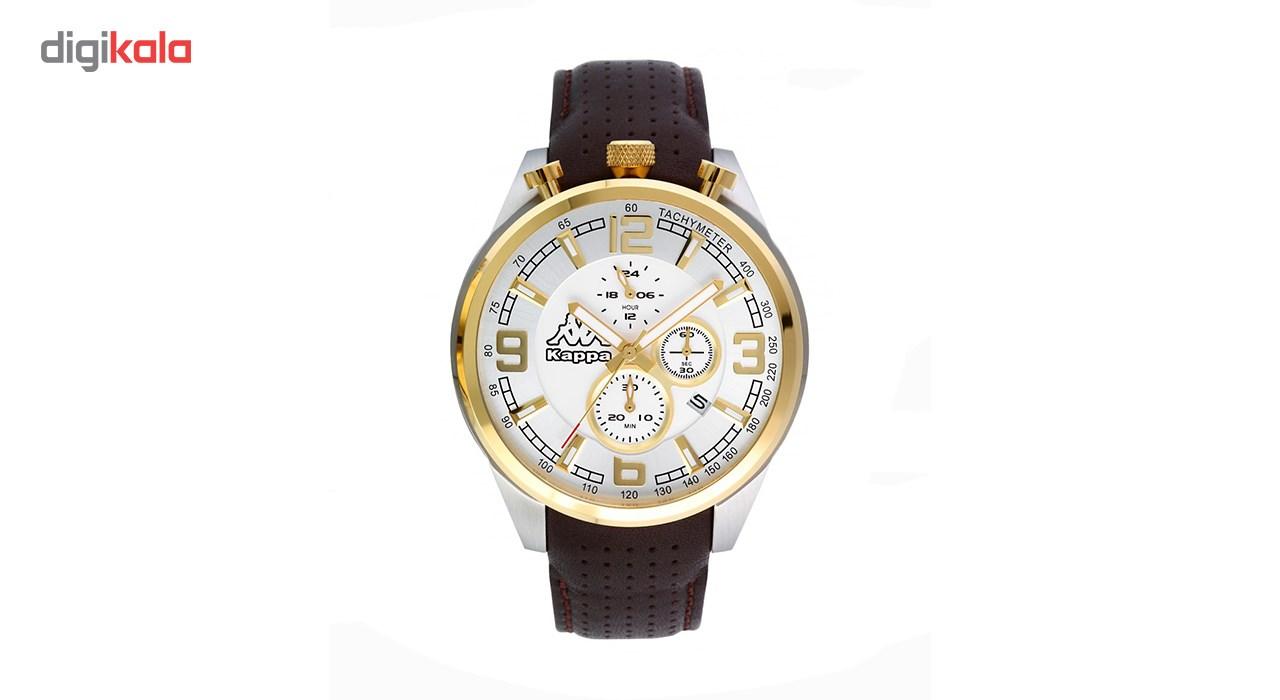 خرید ساعت مچی عقربه ای  کاپا مدل 1422m-b