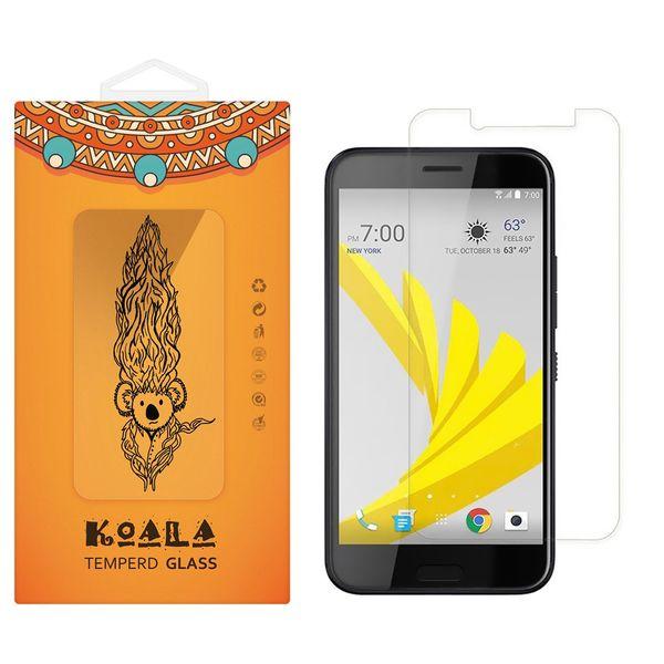 محافظ صفحه نمایش شیشه ای کوالا مدل Tempered مناسب برای گوشی موبایل اچ تی سی 10 evo