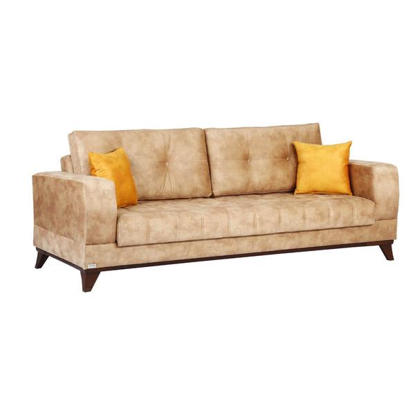کاناپه مبل تختخواب شو ( تختخوابشو ) یک نفره  آرا سوفا مدل P19NPDI