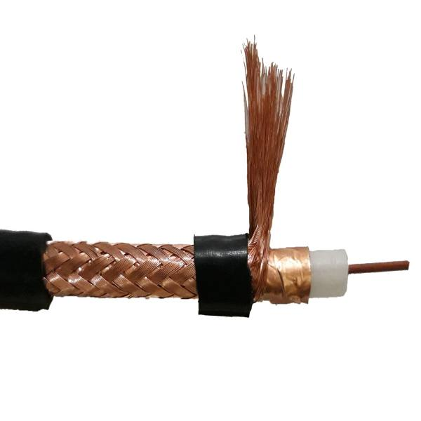 کابل RG59 مس سیمات 500متری | Simat Cu RG59 Cable 500 Metters