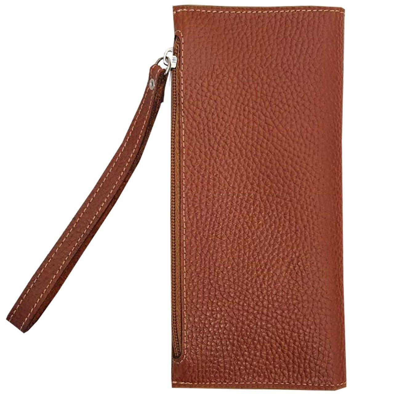 کیف پول و موبایل طرح فلوتر چرم آنیل مدل araz -  - 1