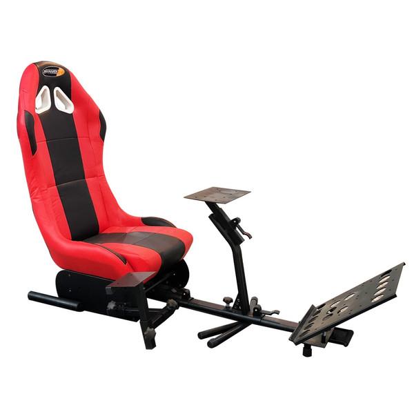 صندلی شبیه ساز بازی پلی سیتس مدل play station edition/GTS/42