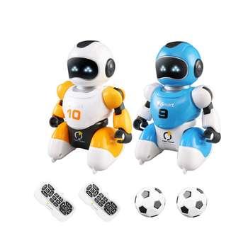 ربات کنترلی مدل soccer robot کد 2020 مجموعه 2 عددی