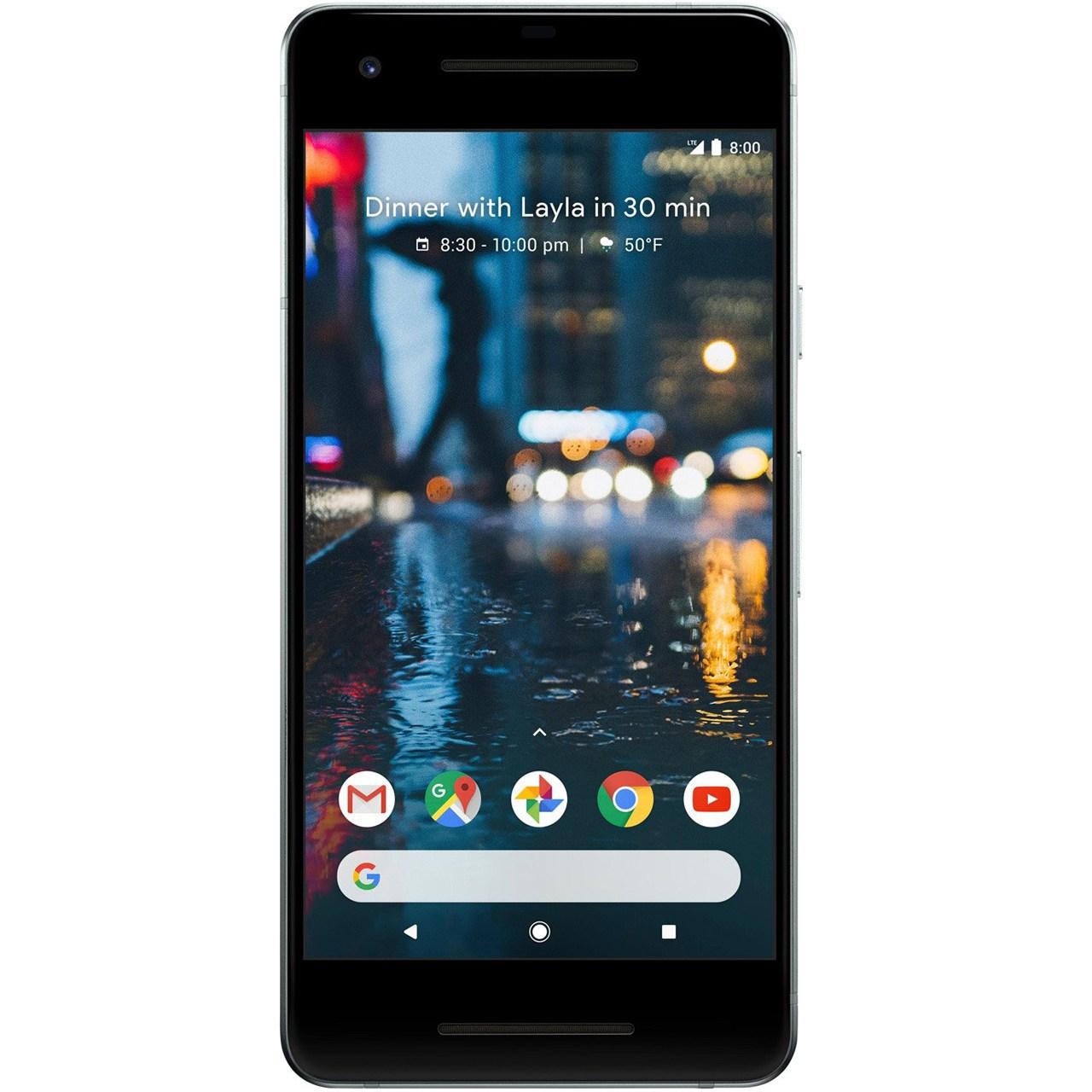 گوشی موبایل گوگل مدل 2 Pixel ظرفیت 128 گیگابایت