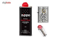 ست هدیه فندک زیپو مدل 2005103