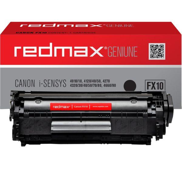 تونر مشکی ردمکس مدل FX10
