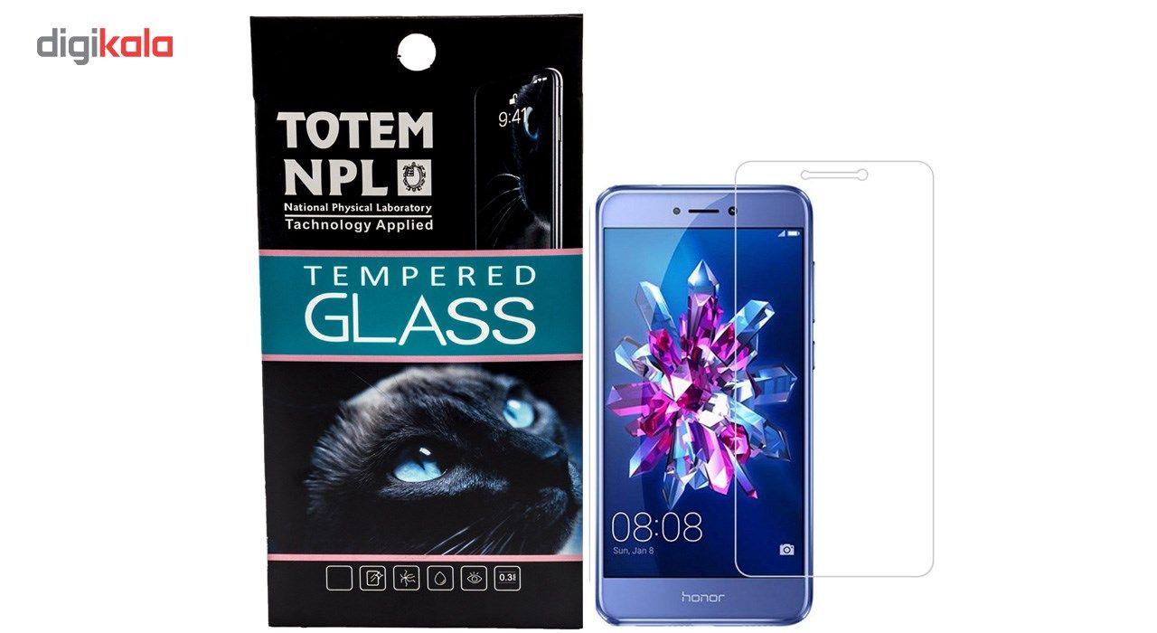 محافظ صفحه نمایش شیشه ای توتم مدل 2.5D Clear مناسب برای گوشی هوآوی Honor 8 Lite main 1 1