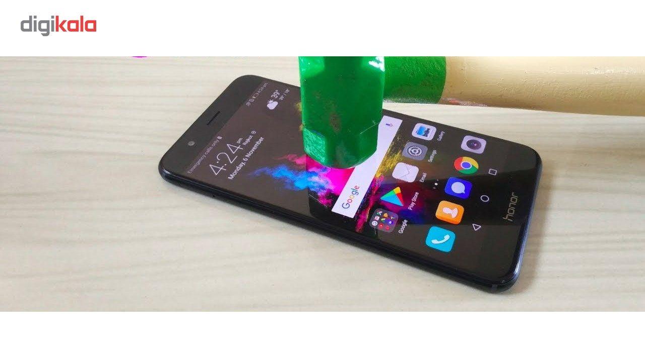 محافظ صفحه نمایش شیشه ای توتم مدل 2.5D Clear مناسب برای گوشی هوآوی Honor 8 Lite main 1 2