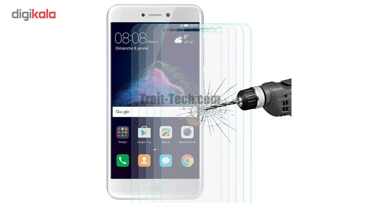 محافظ صفحه نمایش شیشه ای توتم مدل 2.5D Clear مناسب برای گوشی هوآوی Honor 8 Lite main 1 5