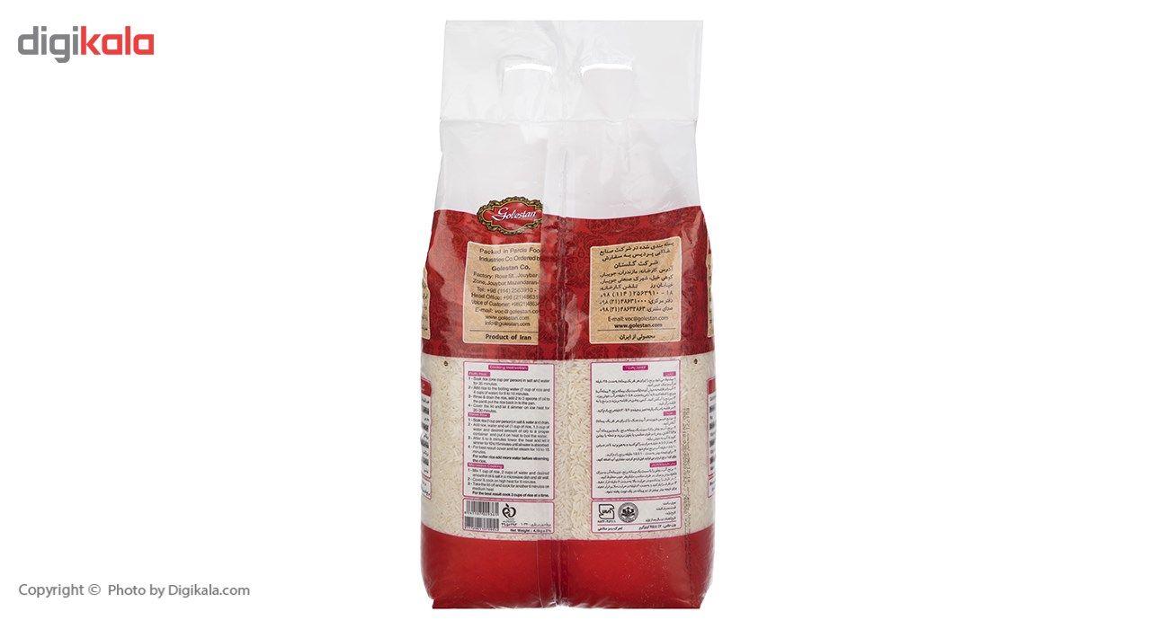 برنج طارم ممتاز گلستان - 4.5 کیلوگرم main 1 4