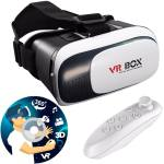 هدست واقعیت مجازی وی آر باکس مدل VR Box 2 به همراه ریموت کنترل بلوتوث و DVD  حاوی اپلیکیشن و باتری thumb