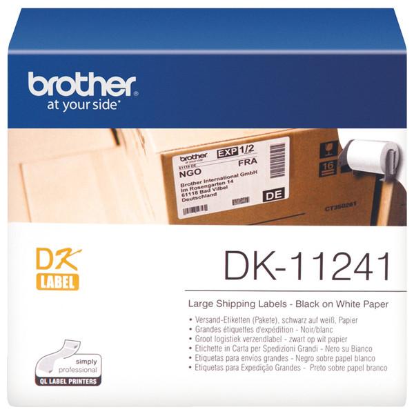 برچسب پرینتر لیبل زن برادر مدل DK-11241