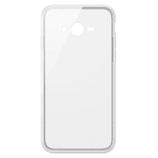 کاور مدل ClearTPU مناسب برای گوشی موبایل سامسونگ Grand Prime Plus