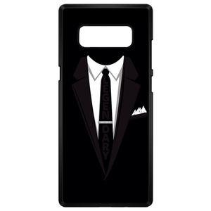 کاور چاپ لین مدل GentleMan مناسب برای گوشی موبایل سامسونگ Note 8