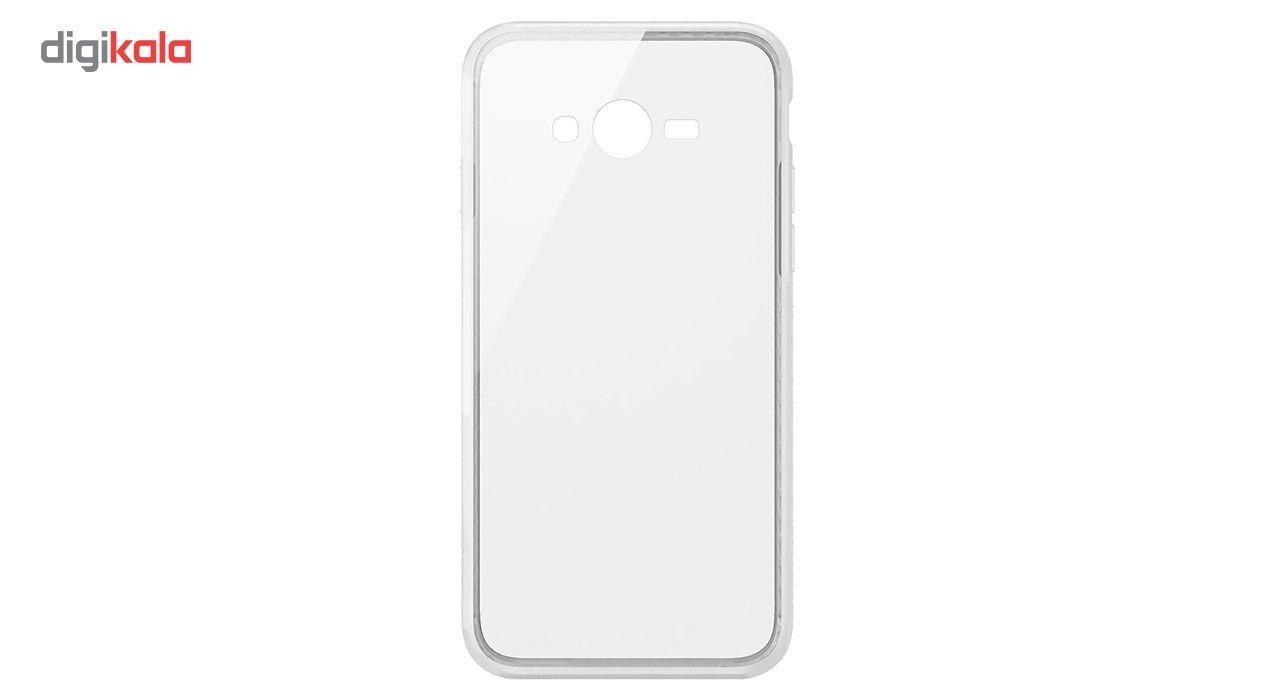 کاور مدل ClearTPU مناسب برای گوشی موبایل سامسونگ Grand Prime Plus main 1 1