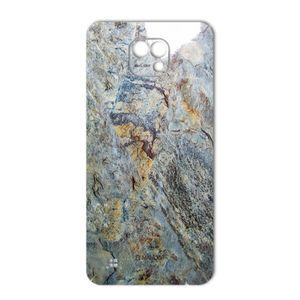 برچسب پوششی ماهوت مدل Marble-vein-cut Special مناسب برای گوشی  LG X Cam