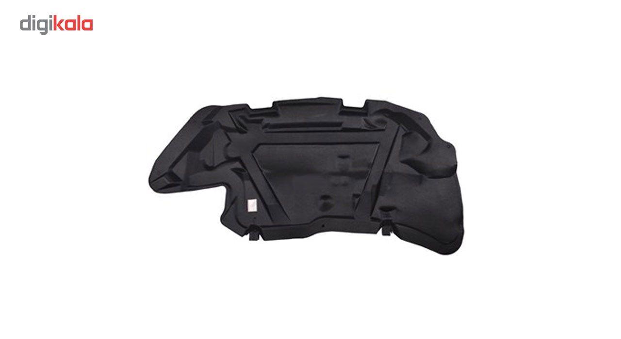 عایق کاپوت خودرو تزئین خودرو مناسب برای پژو 206 main 1 1