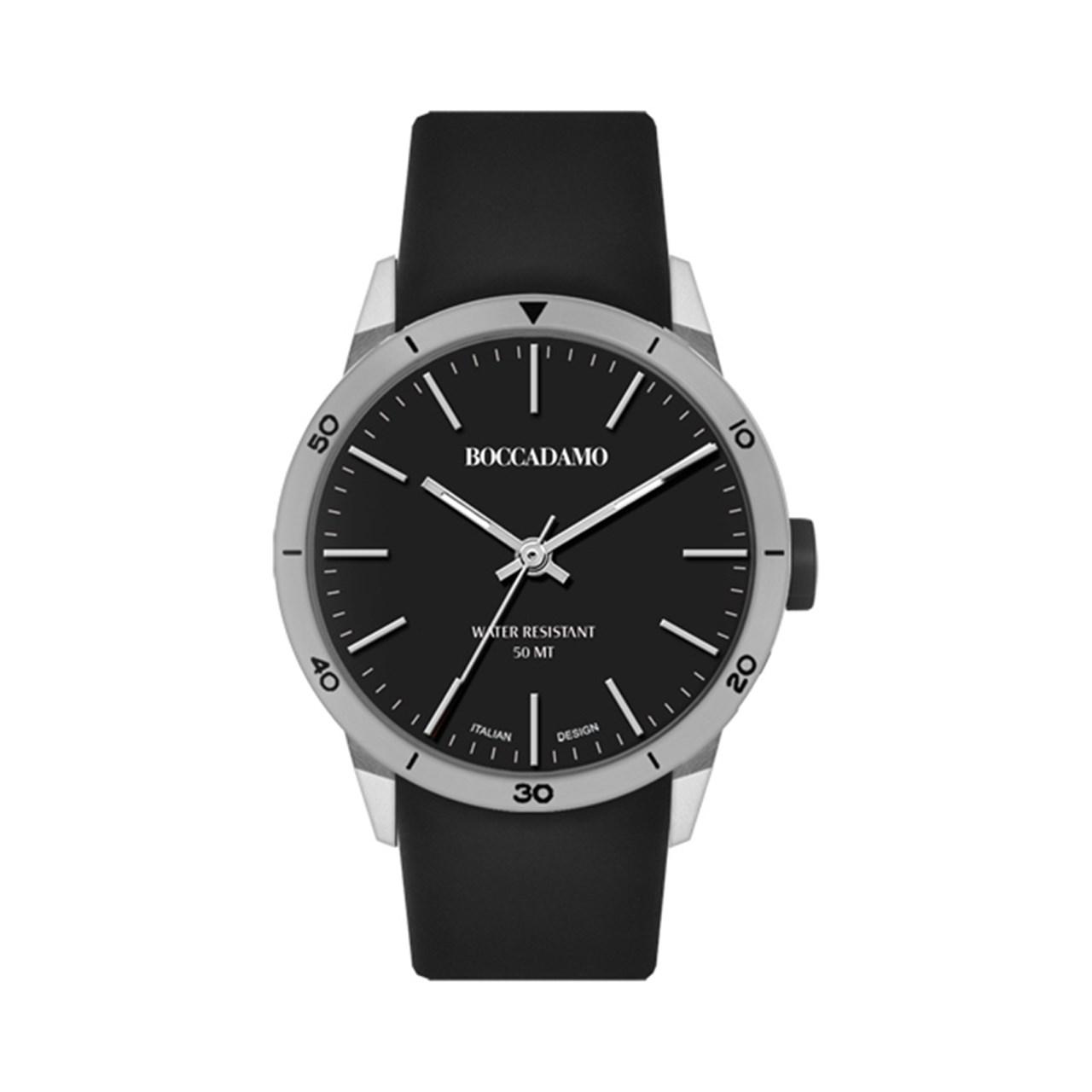 ساعت مچی عقربه ای مردانه بوکادامو مدل RGNV021