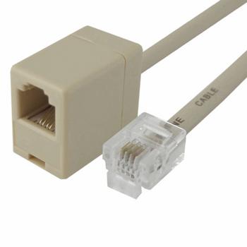 کابل افزایش طول تلفن دایو مدل DT8115  به طول15 متر