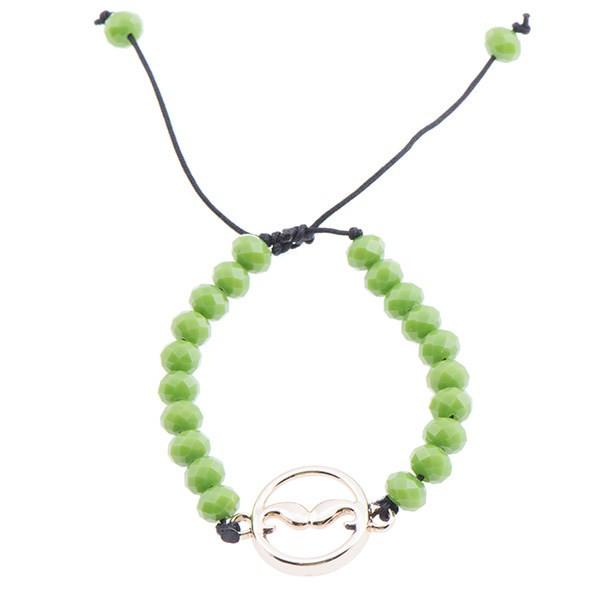 دستبند مهرهای هانا مدل HD-160060