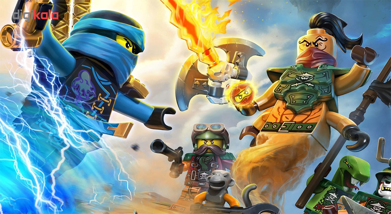 بازی LEGO Ninjago Movie Video Game مخصوص Xbox One