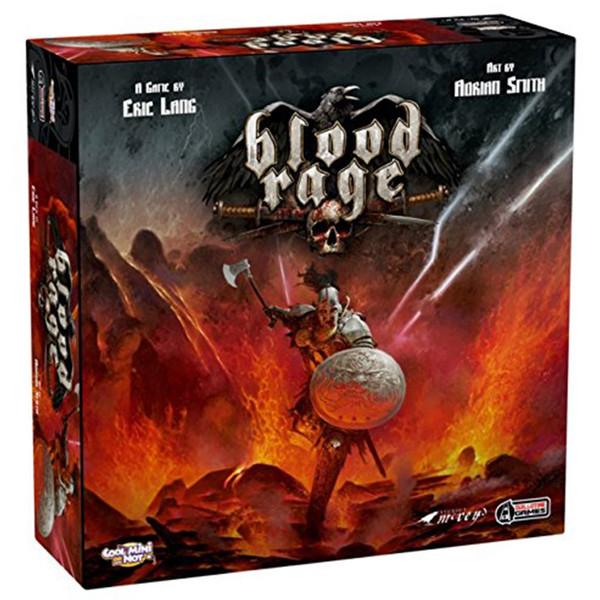 بازی رومیزی سی مون لیمیتد مدل Blood Rage