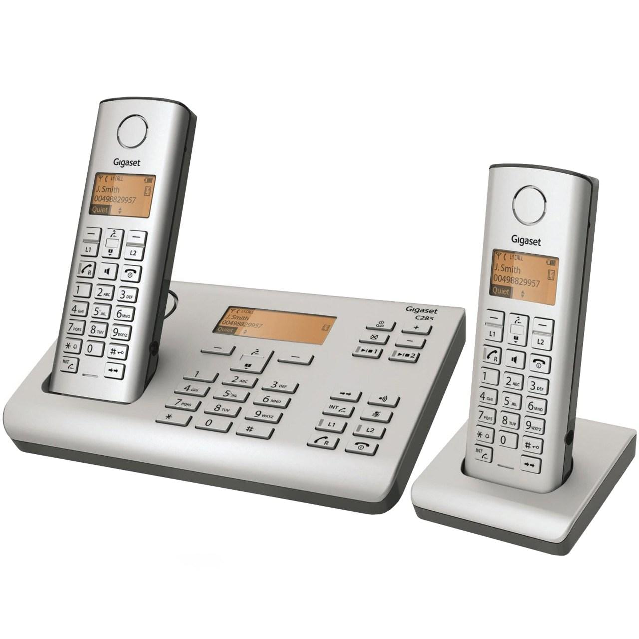 تلفن گیگاست مدل C285 DUO