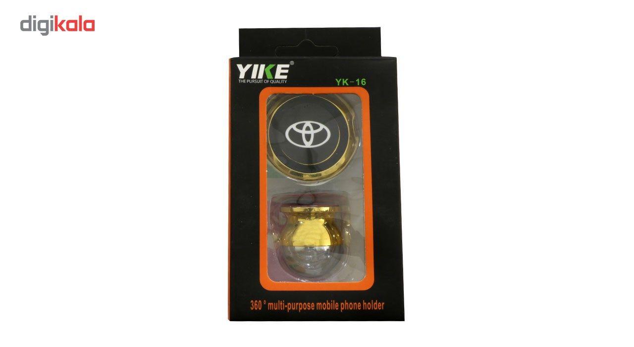 پایه نگهدارنده گوشی موبایل ییک مدل YK16 main 1 2