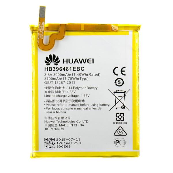 باتری موبایل هوآوی مدل HB396481EBC با ظرفیت 3000mAh مناسب برای گوشی موبایل هوآوی Honor 5X