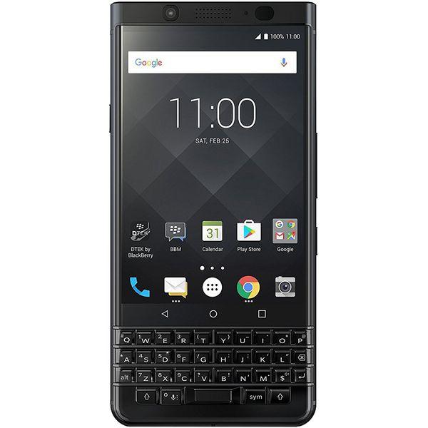 گوشی موبایل بلک بری مدل KEYone دو سیم کارت ظرفیت 64 گیگابایت   BlackBerry KEYone Dual SIM 64GB Mobile Phone