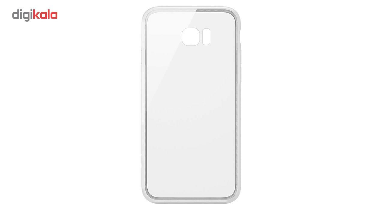 کاور مدل Clear TPU مناسب برای گوشی موبایل سامسونگ S6 Edge main 1 1