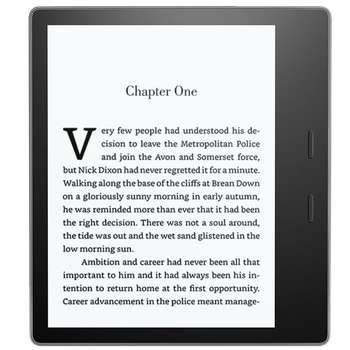 کتاب خوان آمازون مدل Kindle Oasis 2017 WiFi ظرفیت 8 گیگابایت