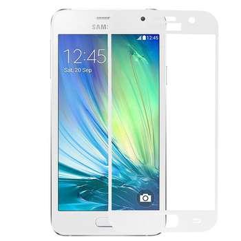 محافظ صفحه نمایش شیشه ای ریمکس مدل Full Cover مناسب برای گوشی موبایل  سامسونگ Galaxy A3 2017