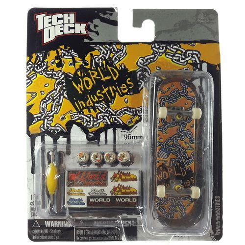 اسکیت انگشتی نوژا مدل World Yellow